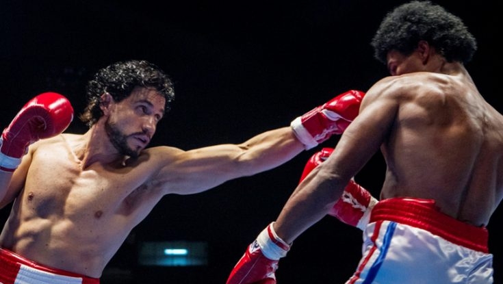 EXCLUSIVE: Jonathan Jakubowicz Gets in the Ring with Roberto Duran Biopic