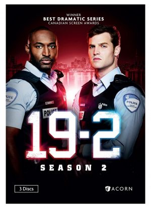 19-2 SEASON 2. (DVD Artwork). ©Acorn.