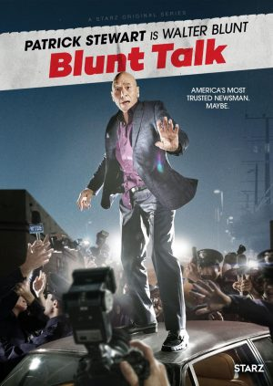 BLUNT TALK. (DVD Artwork). ©Starz/Anchor Bay.