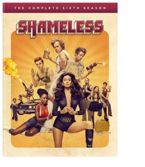 SHANELESS: THE COMPLETE SIXTH SEASON. (DVD Artwork). ©Warner Bros Entertainment.
