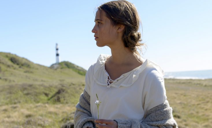 Photos: Alicia Vikander is a Beacon for Strong Female Roles