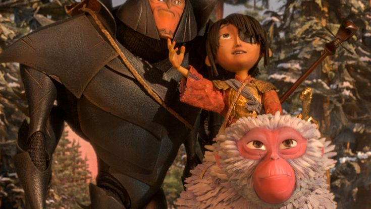 Photos: Filmmaker and Cast Talk on 'Kubo and the Two Strings
