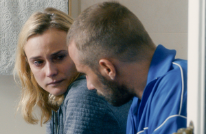 Diane Kruger and Matthias Schoenaerts co-star in DISORDER. CR: IFC Films