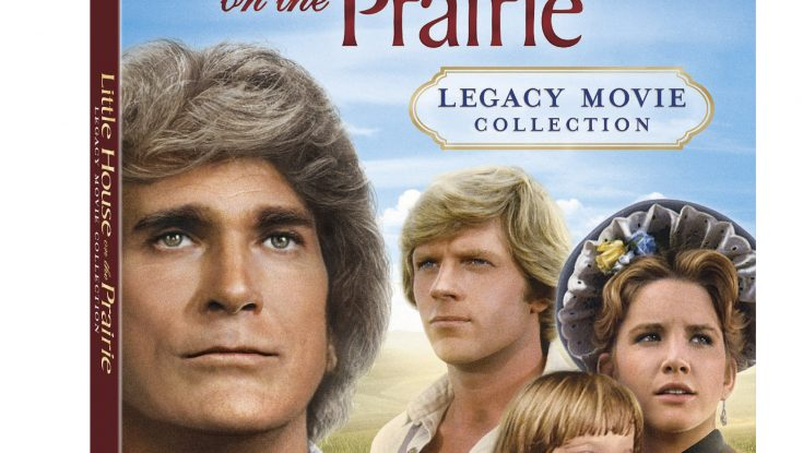 'Little House on the Prairie' Movies Set for Home Entertainment Release … plus a giveaway!