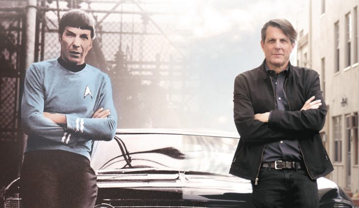 Adam Nimoy Celebrates His Dad in 'For the Love of Spock' Doc