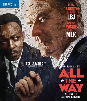 ALL THE WAY. (DVD Artwork). ©HBO Home Video.