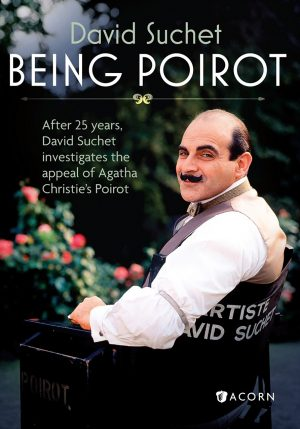 BEING POIROT. (DVD Artwork). ©Acorn.