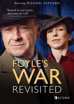 FOYLE'S WAR REVISITED. (DVD Artwork). ©Acorn.
