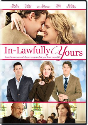 IN-LAWFULLY YOURS. (DVD Artwork). ©Cinedigm.