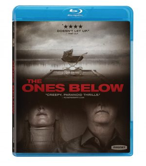 THE ONES BELOW. (DVD Artwork). ©Magnet.
