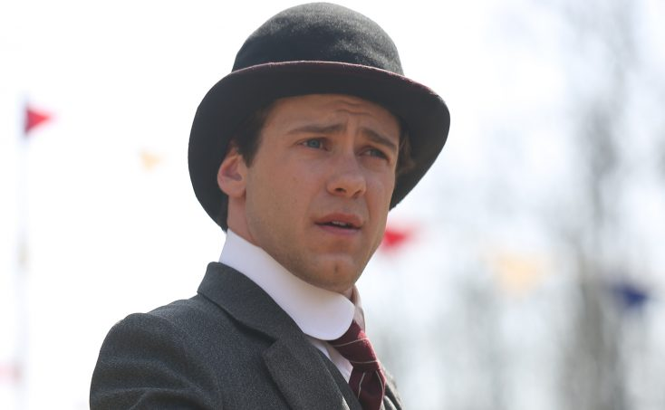 EXCLUSIVE: Bug Hall Plays Legendary Founder in 'Harley and the Davidsons'