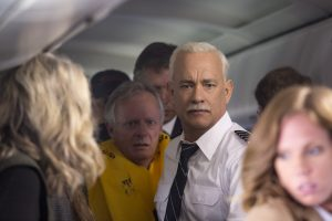 "TOM HANKS as Chesley ""Sully"" Sullenberger in Warner Bros. Pictures' and Village Roadshow Pictures' drama ""SULLY."" ©Warner Bros. Entertainment."