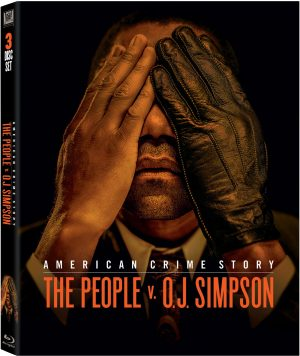 American Crime Story: The People v. O.J. Simpson. (DVD Artwork). ©20th Century Fox.