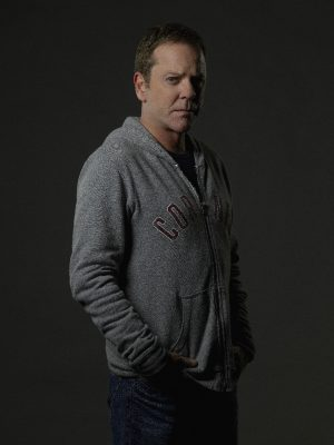 Kiefer Sutherland as Tom Kirkman in DESIGNATED SURVIVOR. ©ABC/Bob D'Amico.
