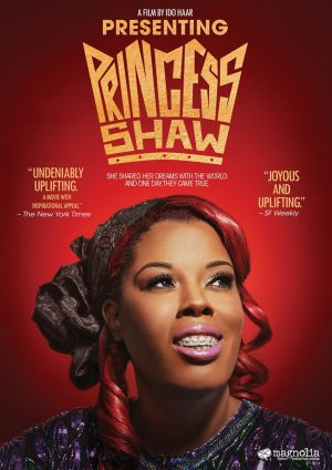 PRESENTING PRINCESS SHAW. (DVD Artwork). ©Magnolia Home Entertainment.