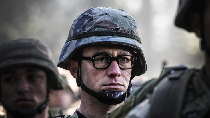Photos: Oliver Stone Mines Recent Headlines for New Political Thriller 'Snowden'