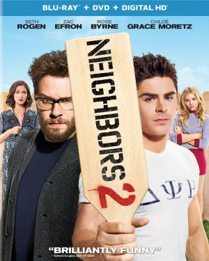 NEIGHBORS 2: SORORITY RISING. (DVD Artwork). ©Universal Home Entertainment.