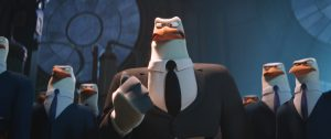 "Hunter voiced by KELSEY GRAMMER in the new animated adventure ""STORKS."" ©Warner Bros. Entertainment."