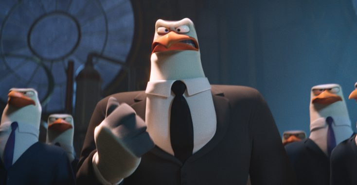 Kelsey Grammer Flying High as Top Bird in 'Storks'