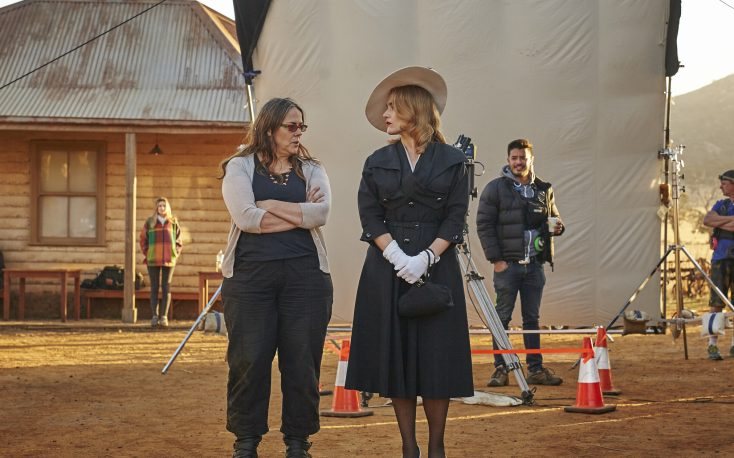 Jocelyn Moorhouse Fashions Quirky Comedy for Kate Winslet with 'The Dressmaker'