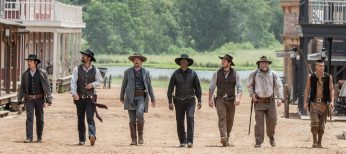 'The Magnificent Seven' is Not Quite Magnificent, Yet Entertaining