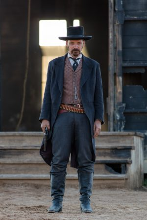 Peter Sarsgaard stars in Metro-Goldwyn-Mayer Pictures and Columbia Pictures' THE MAGNIFICENT SEVEN. ©MGM / Columbia Pictures. CR: Sam Emerson.