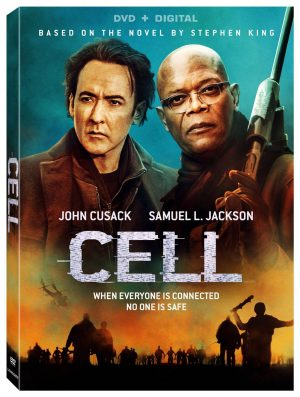 CELL. (DVD Artwork). ©Lionsgate.