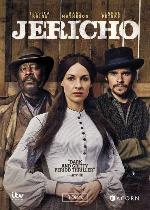 JERICHO. (DVD Artwork). ©Acorn.