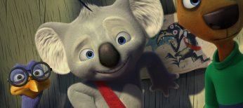 'True Blood's' Ryan Kwanten Plays Cuddly Aussie Hero in Animated Movie