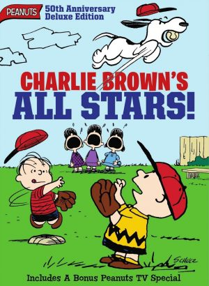 CHARLIE BROWN'S ALL STARS 50TH ANNIVERSARY DELUXE EDITION.