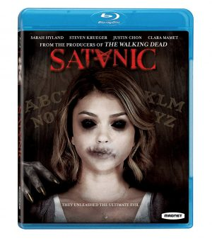 SATANIC. (DVD Artwork). ©Magnet.