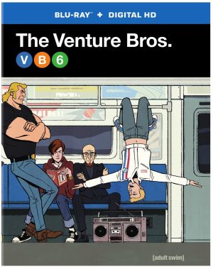 THE VENTUR BROS: SEASON 6. ©Adult Swim.