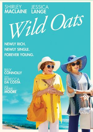 WILD OATS. (DVD Artwork). ©Starz/Anchor Bay.