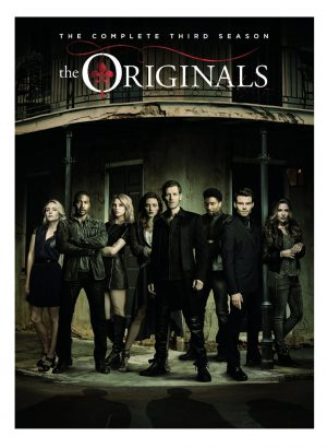 THE ORIGINALS: THE COMPLETE THIRD SEASON. (DVD Artwork). ©Warner Home Video.