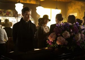 "Joseph Morgan as Klaus in THE ORIGINALS'   ""Give 'Em Hell Kid"" episode. © Annette Brown/The CW."