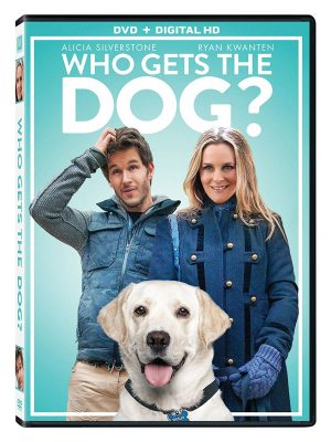 WHO GETS THE DOG? (DVD Artwork). ©20th Century Fox.