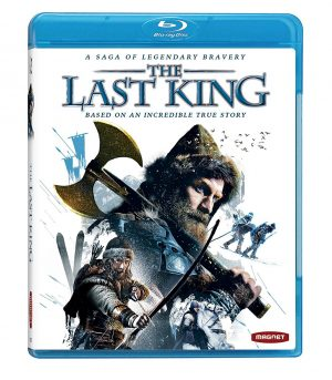 THE LAST KING. (DVD Artwork). ©Magnet.