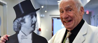 Mel Brooks Remembers Gene Wilder, 'Young Frankenstein'