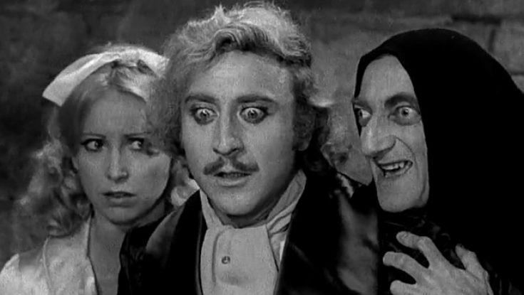 Photos: Mel Brooks Remembers Gene Wilder, 'Young Frankenstein'