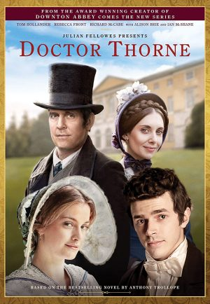 DOCTOR THORNE. (DVD Artwork). ©Starz/Anchor Bay.