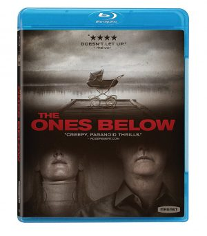 THE ONES BELOW. (DVD Artwork). ©Magnolia Home Entertainment.
