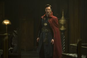 Doctor Stephen Strange (Benedict Cumberbatch) in Marvel's DOCTOR STRANGE ©Marvel. CR:Jay Maidment.