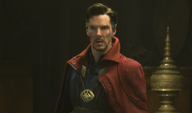 Marvel's 'Doctor Strange' is Out-of-This-World Trip