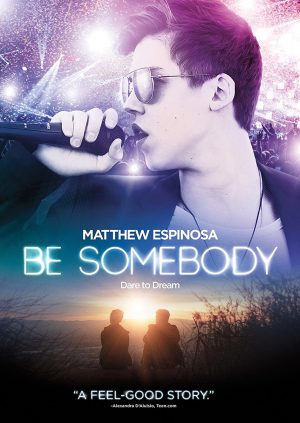 BE SOMEBODY. (DVD Artwork). ©Paramount.