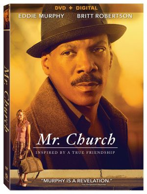 MR. CHURCH. (DVD Artwork). ©Lionsgate.
