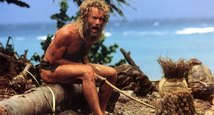 old deserted island movies
