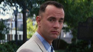 Tom Hanks in FORREST GUMP. ©Warner Bros.