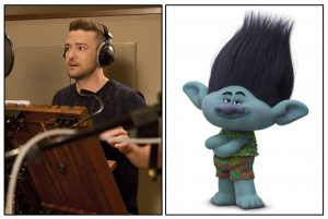 Justin Timberlake voices Branch in TROLLS. ©Dreamworks Animation LLC. CR: james Bush.