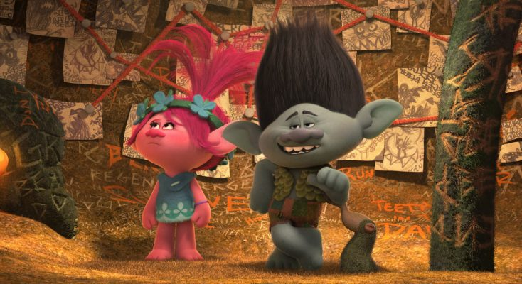 'Trolls' is a Hair-raising Animated Adventure for Justin Timberlake