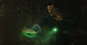 Doctor Stephen Strange (Benedict Cumberbatch) in Marvel's DOCTOR STRANGE. ©2016 Marvel.